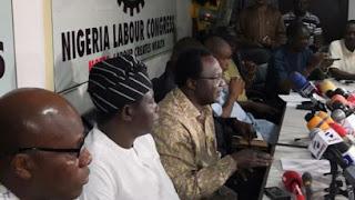 Labaran chikin kasa Nigeria :::  wai Maine tsakani gwamnati taraiya da ma aikata