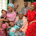 Aisha Buhari Blasts: I Feed My Children With My Personal Money Despite Living in Aso Rock
