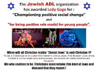 Informasi Musik: Lady Gaga Awarded by ADL