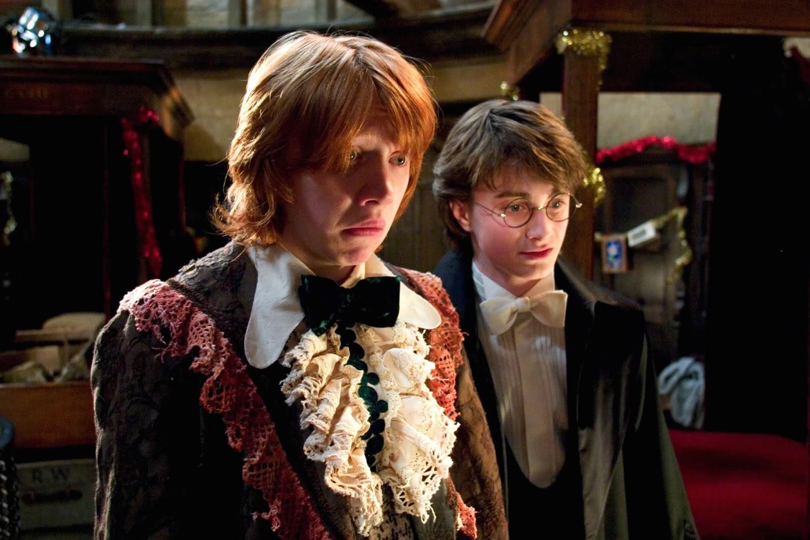 Fatos curiosos que você talvez não saiba sobre Rony Weasley