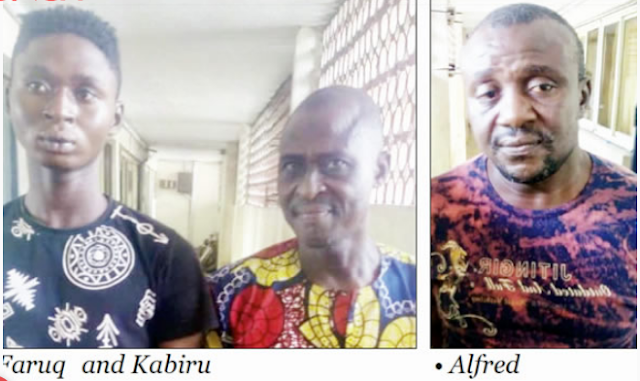 How Father & Son Impregnate Teenage Girl In Lagos