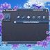 "Watermark F-Screen ""Natural Flowers"" 320x240 (Support BG)"