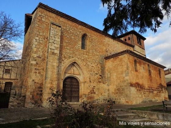 Iglesia de Santo Tomás, Covarrubias, Castilla y León, Burgos