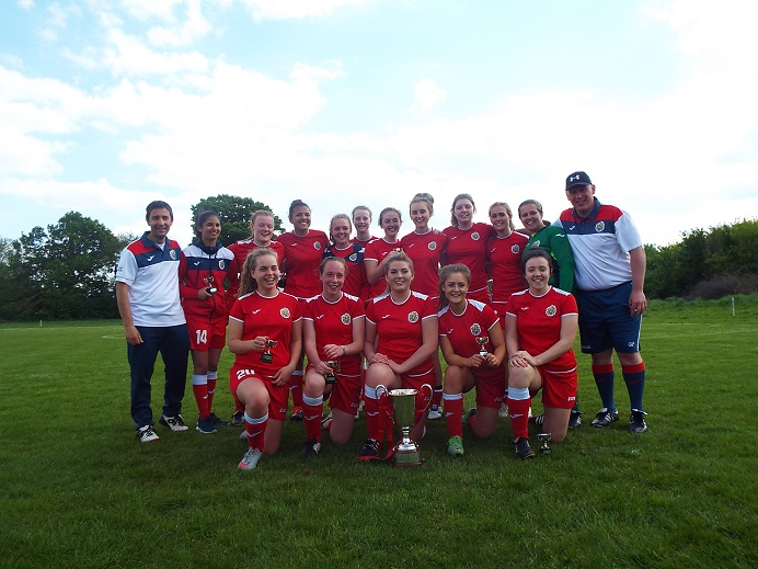 Essex Womens Football 118