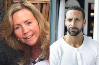 Rio Ferdinand's Mom Dies Of Cancer, Less Than two Years After He Lost His Wife To The Same Disease