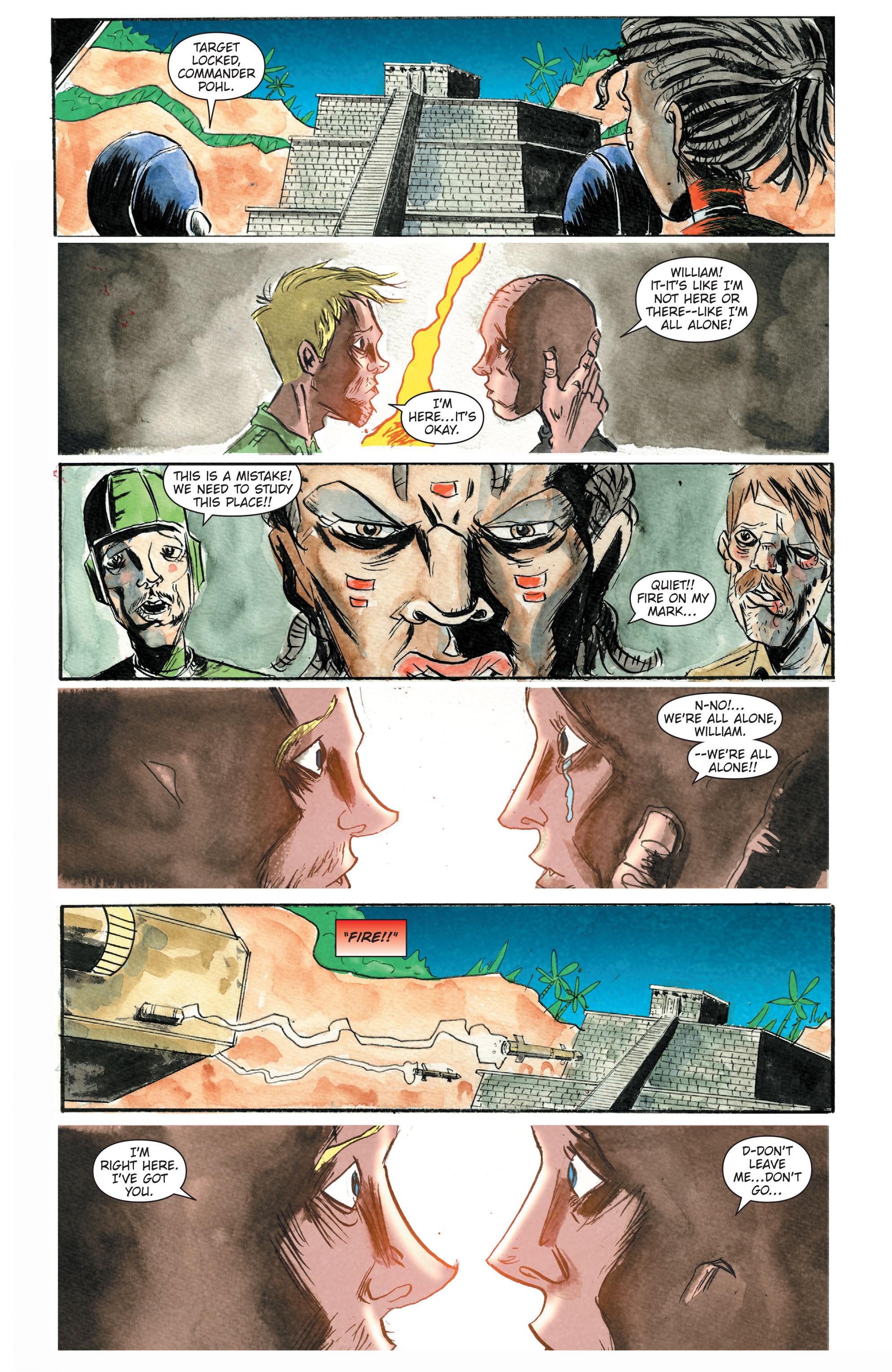 Read online Trillium comic -  Issue # TPB - 93