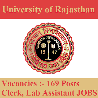 University of Rajasthan, UNIRAJ, freejobalert, Sarkari Naukri, UNIRAJ Answer Key, Answer Key, uniraj logo