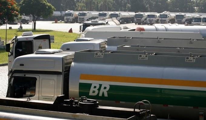 Tanqueiros de Minas Gerais confirmam paralisação nesta quinta-feira
