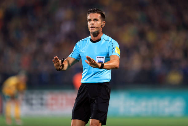 Law 5 - The Referee: UEFA Nations League 2018/19 - Referee ...