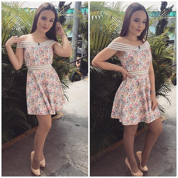 ... Larissa Manoela sempre aderi as tendências do momento sabendo  combina-las muito bem em seus looks. Separei alguns looks da Lari para  compartilhar com ... 2f24ebbd66