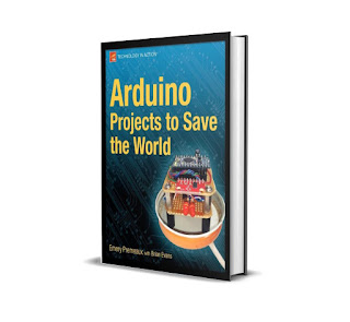 Fre E Book Arduino Projects to Save the World