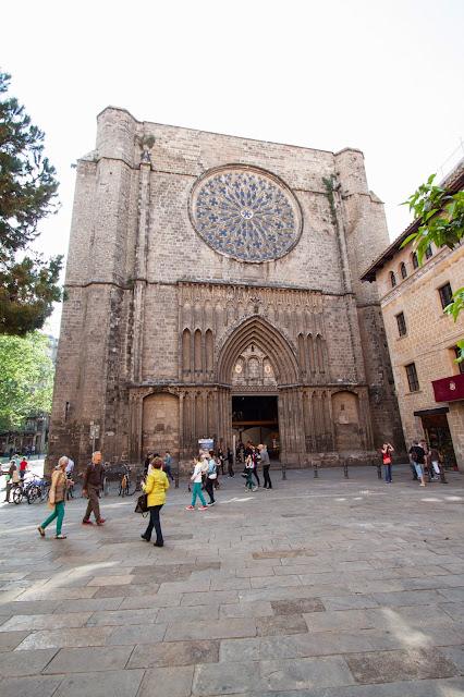 Eglésia del Pi-Barcellona