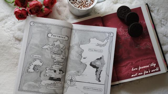 dikenler ve güller sarayı harita