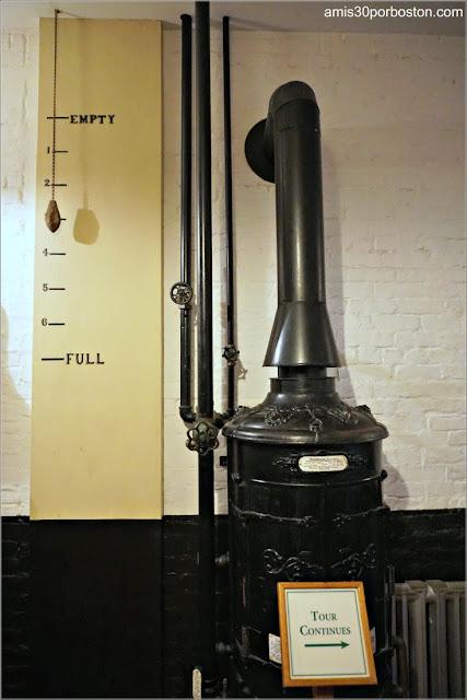 Calentador de Agua de Marble House, Newport