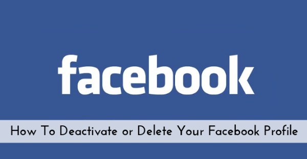 How to Deactivate and Delete Your Facebook Account