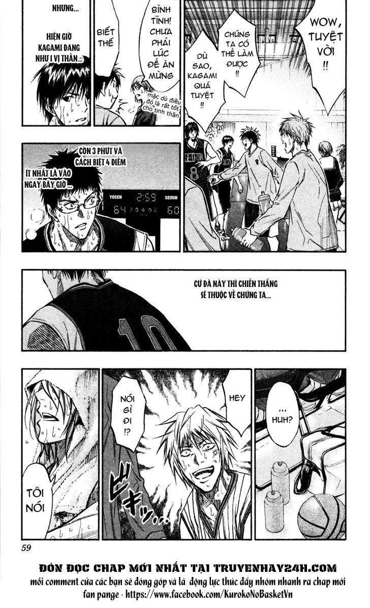Kuroko No Basket chap 165 trang 13