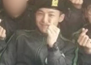 g-dragon military service