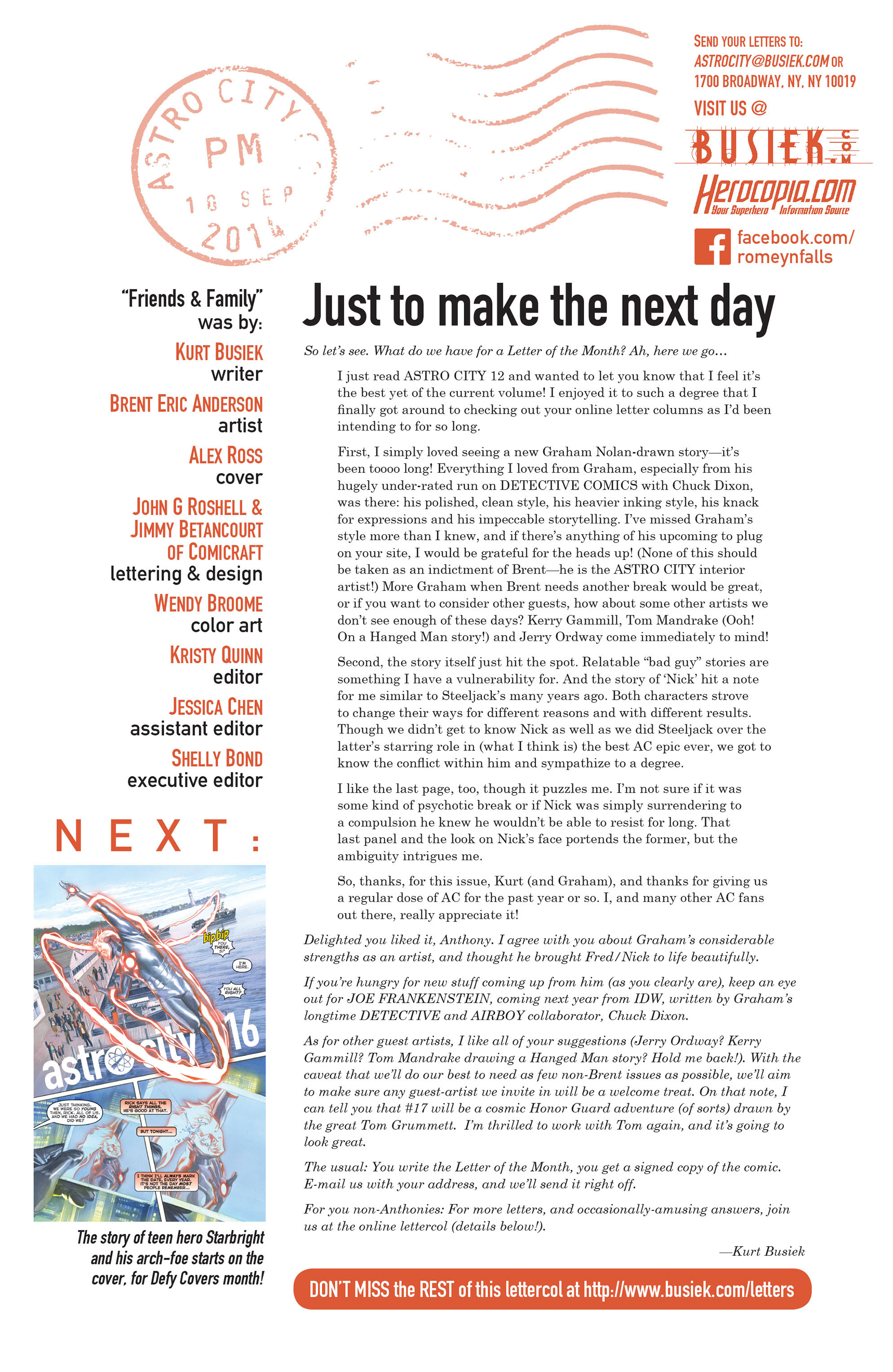 Read online Astro City comic -  Issue #15 - 26
