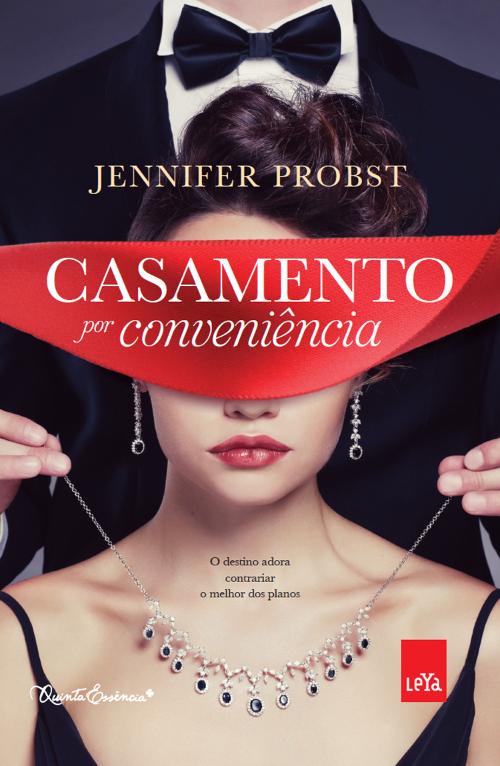 [Resenha] Casamento por conveniência - Jennifer Probst
