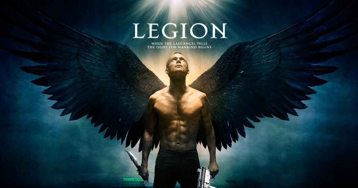 музыка из фильма легион