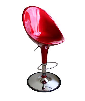 Diseño de silla giratoria