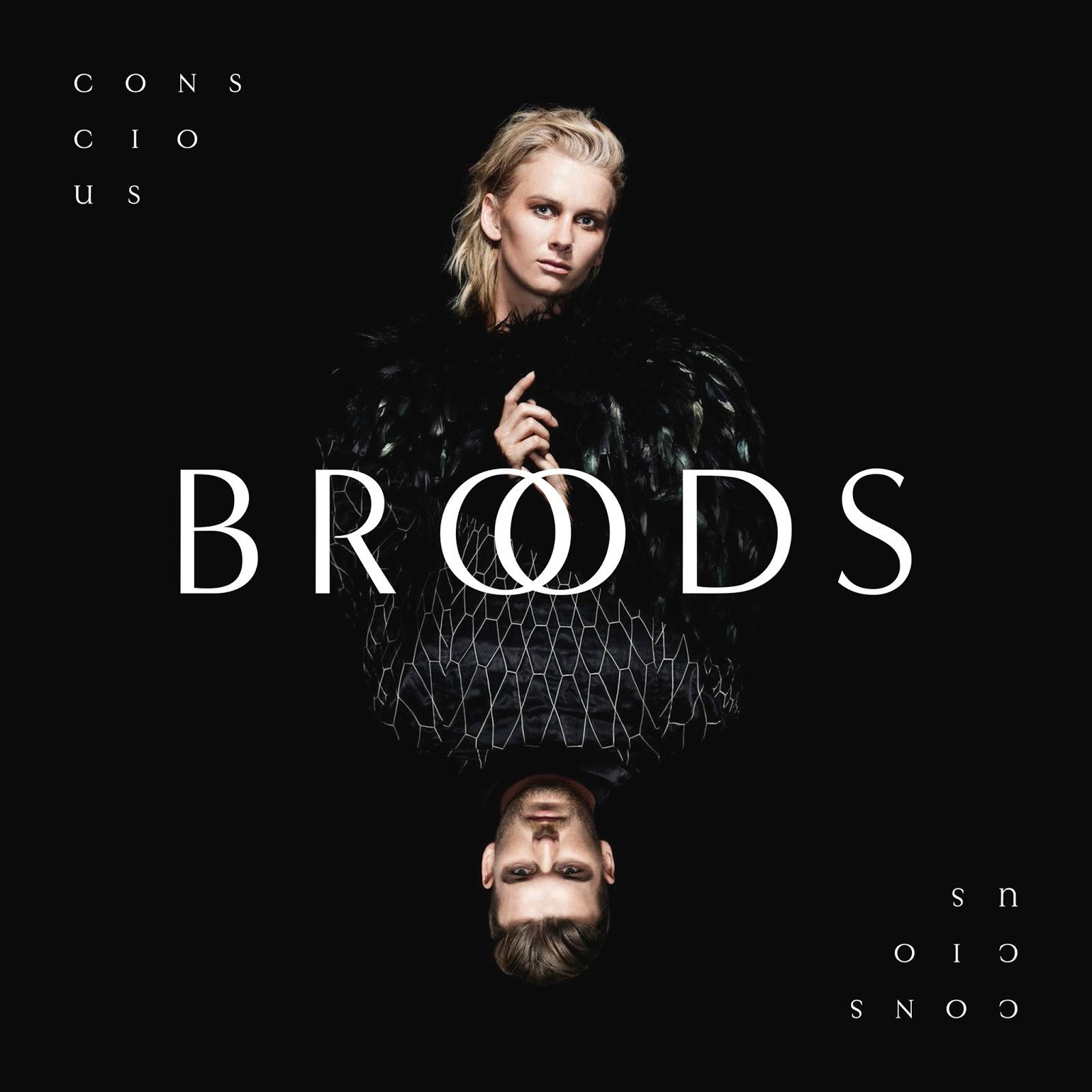 Broods - Conscious  Cover