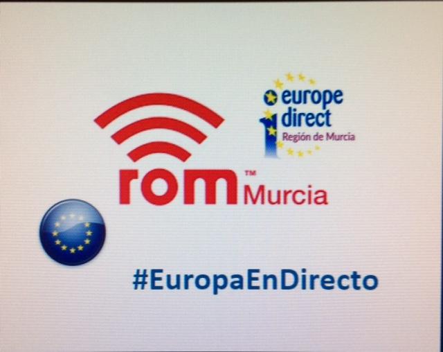 Europe Direct Región de Murcia: #Europa en Directo: Semana Europea ...