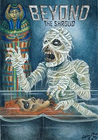Cover image by Caroline O'Neal - Beyond the Shroud / Pilgrim Off-Fifth Press
