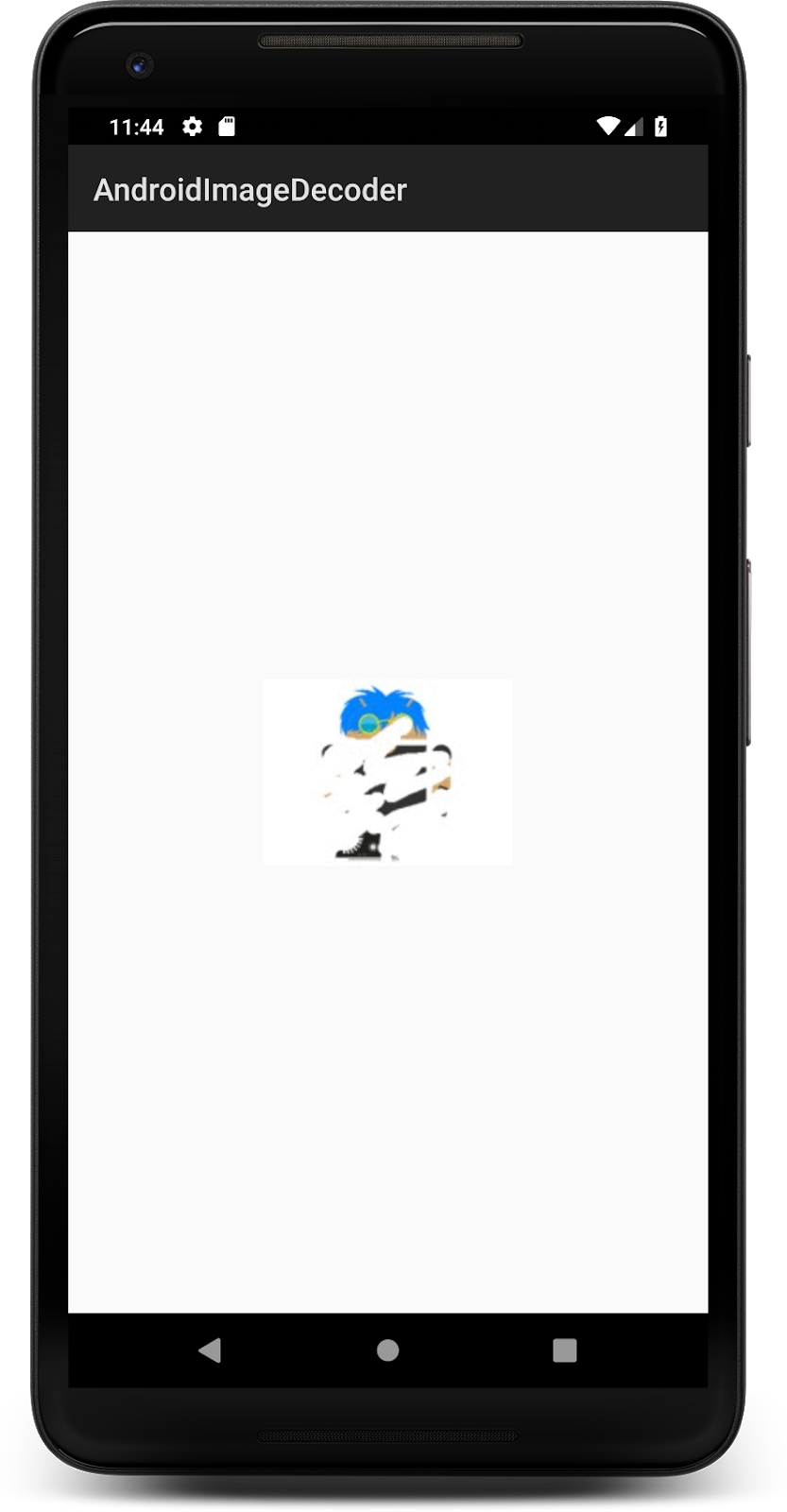 Display Animated Gif Using Imagedecoder – RootAndroid org