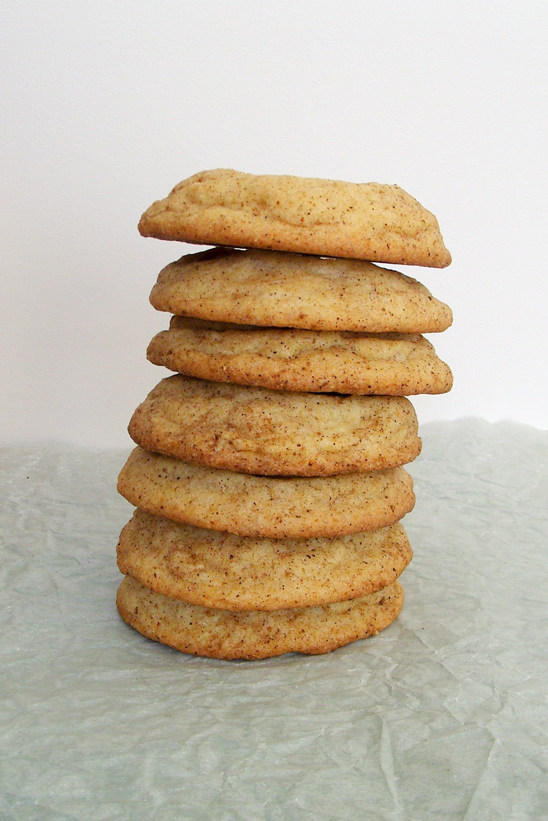baking soda cream tartar free snickerdoodles