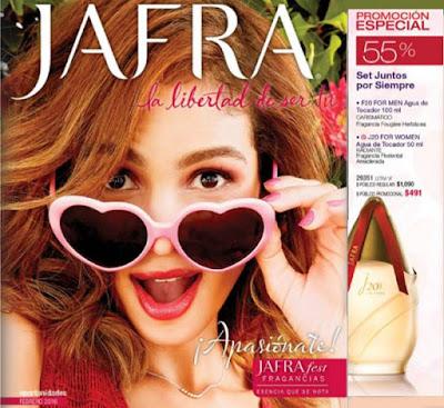 Jafra Oportunidades Febrero 2016