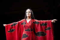 Lise Lindstrom as Turandot, Royal Opera House