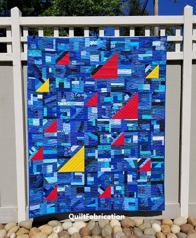 Regatta Quilt full on