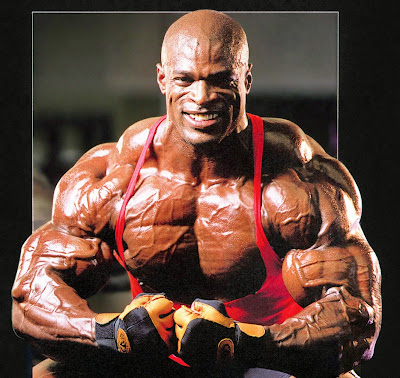 Mr.Olympia Ronnie Coleman