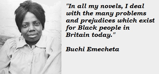 the life and career of emecheta On saturday, february 3, 2018, there was an all-day celebration of the life and work of the renowned british-nigerian writer, buchi emecheta, who passed away in january 2017 it was a gathering of .