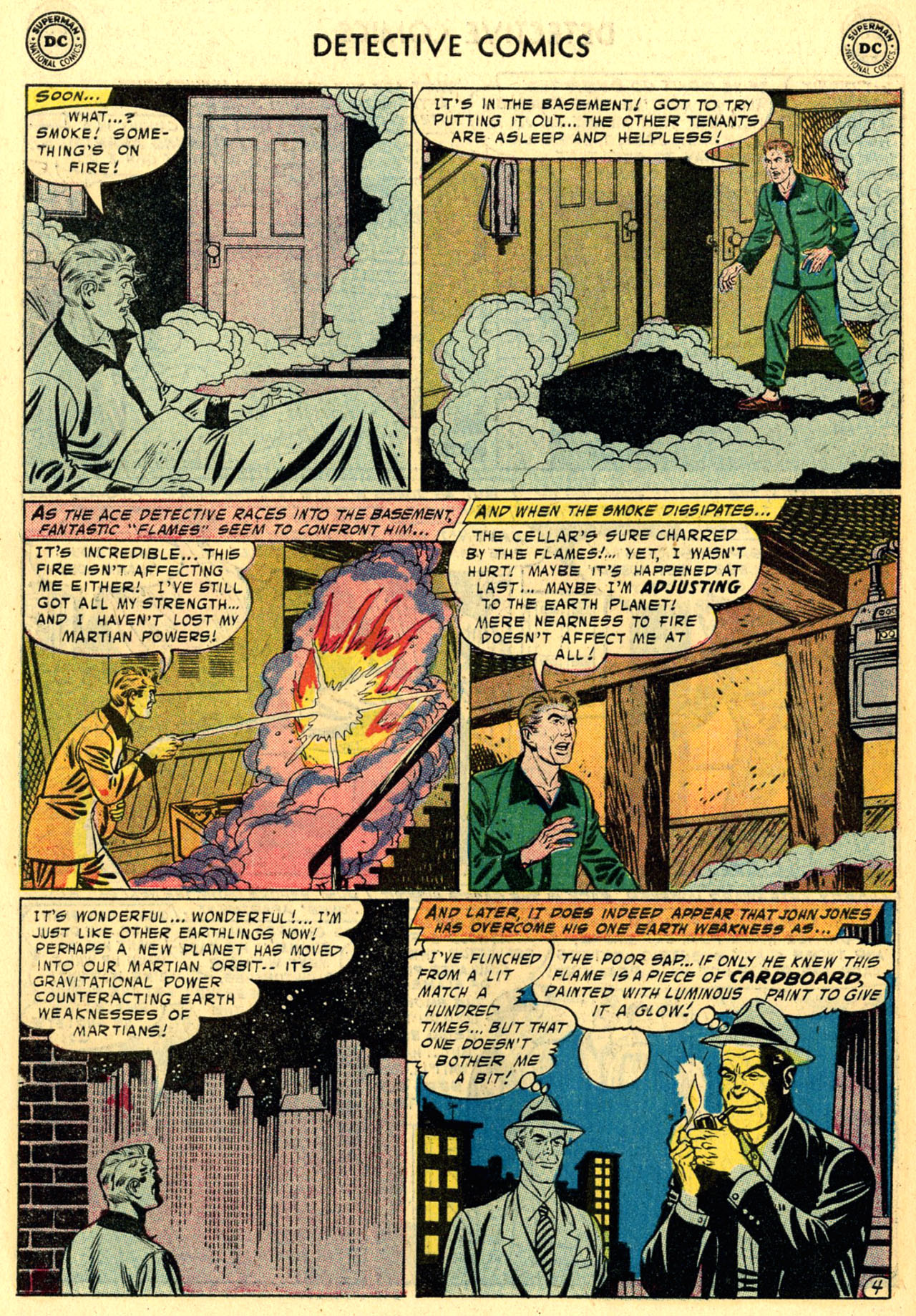 Read online Detective Comics (1937) comic -  Issue #245 - 30