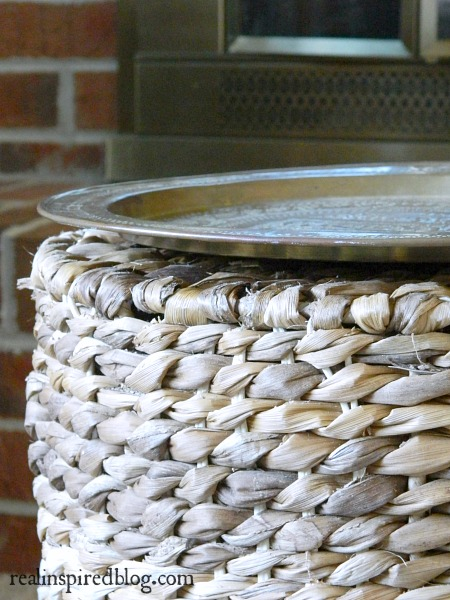 From Basket to Sidetable