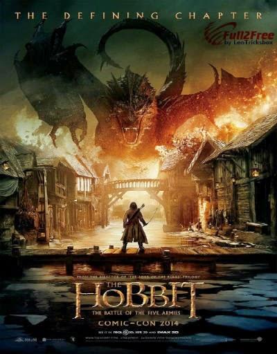 The Hobbit Battle Of The Five Armies 2014 1080WebDL