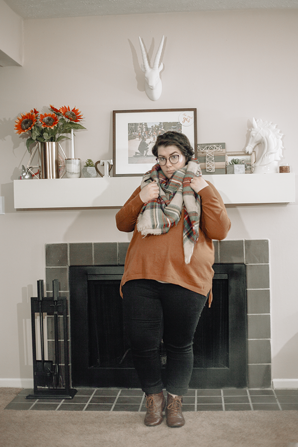 Thankful | katielikeme.com thanksgiving outfit