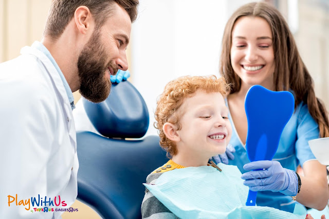 peur du dentiste enfant