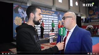 BERHILPRESS - Championnat d'Afrique de Karaté, zone 1: Les seniors marocains assurent en kumite