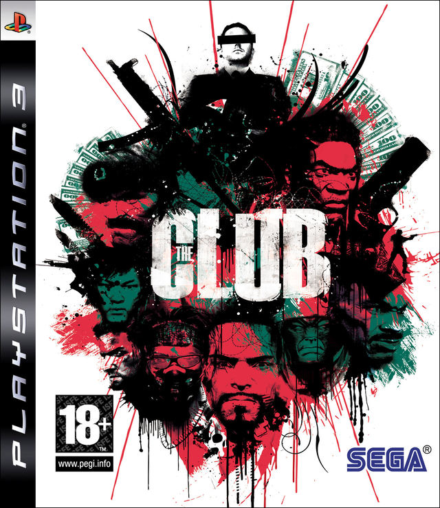 thclp30f - The Club PS3