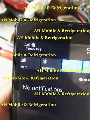 Microsoft Lumia 535 RM 1090 Network Signal Problem - AH