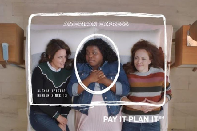 American Express Launches New Campaign with Tina Fey