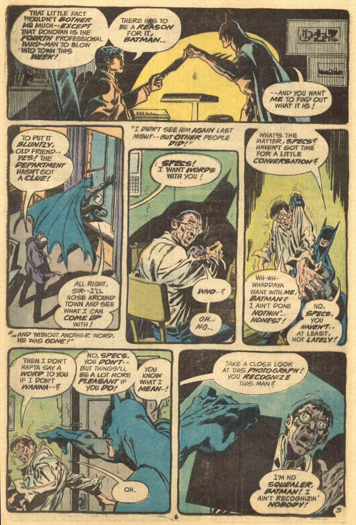Detective Comics (1937) 444 Page 5
