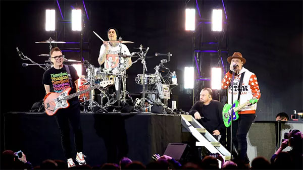 blink-182 live at iHeartRadio ALTer EGO '20