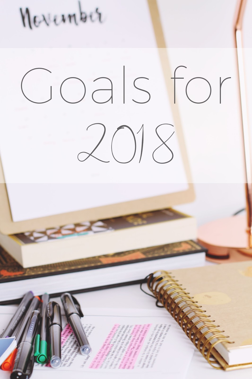 2018 blog goals resolutions