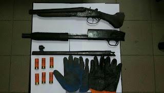 Εξαρθρώθηκε εγκληματική ομάδα που δραστηριοποιούταν σε ληστείες στην Ημαθία. Συνελήφθησαν με εντάλματα σύλληψης τρία άτομα υπήκοοι Αλβανίας.  ενώ στη δικογραφία συμπεριλαμβάνεται ακόμη ένας συνεργός τους