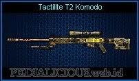 Tactilite T2 Komodo