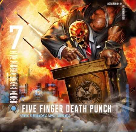 "FIVE FINGER DEATH PUNCH: Ακούστε το νέο κομμάτι ""Sham Pain"""